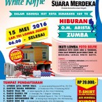 Luwak White Koffie Family Day Semarang 2016